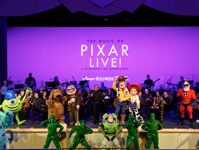 """""""The Music of Pixar LIVE! A Symphony of Characters"""""""