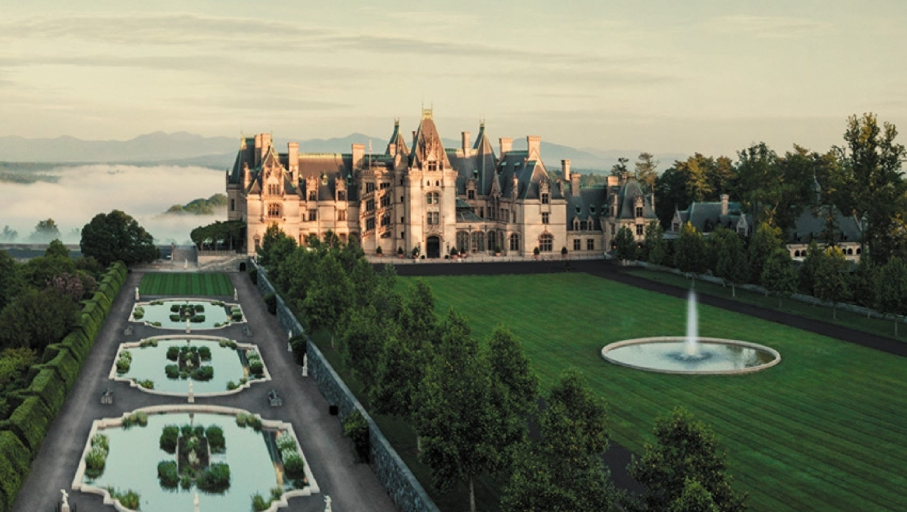 Castles You Can Find Across The USA