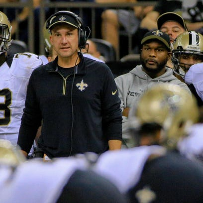 New Saints defensive coordinator Dennis Allen is preaching a more aggressive approach to the New Orleans defense.