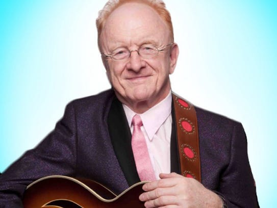 Peter Asher: Music and stories.
