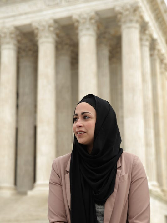 Justices defend Muslim girl in employment dispute