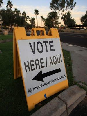 Electores en Arizona votarán por su candidato a la Casa Blanca este martes 22 de marzo.