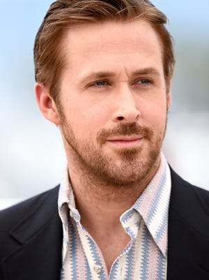 He cleans up well. Ryan Gosling attends the Cannes Film Festival on May 15, 2016, in France.