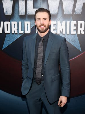 Chris Evans, who plays Captain America, will be at Ace Comic Con in Glendale.
