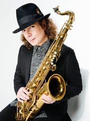 Sax great Boney James will headline the 13th annual