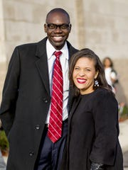 Detroit City Clerk candidate Garlin Gilcrist and his