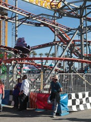 Thousands attend last year's Riverside County Fair and Date Festival on its opening weekend, Sunday, Feb. 18, 2018. Organizers are looking for temporary laborers for this year's fair.