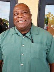 New Patrol Officer Dwayne Johnson comes originally
