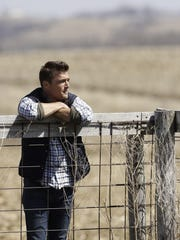 Chris Soules, the farmer from Iowa, will star in the