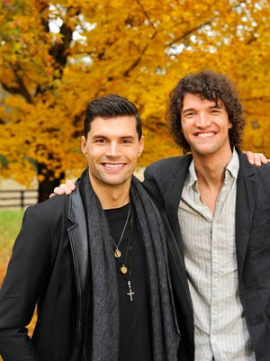 For King & Country, made up of brothers Joel and Luke Smallbone, is moving from the stage to the big screen.