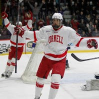 FOREVER FAITHFUL: New Cornell hockey book a labor of love for two alumni