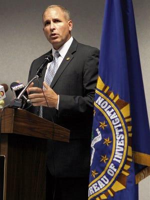 Mark Morgan in El Paso in 2013.