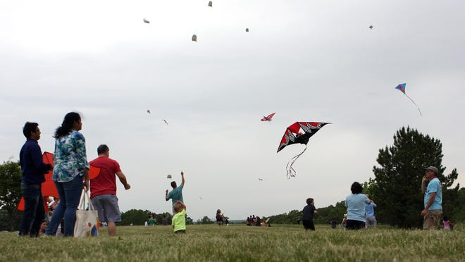 An expanded Kite Festival returns to Lyon Township June 1-3.