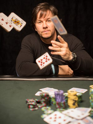 "Mark Wahlberg plays a professional gambler in ""The Gambler."""