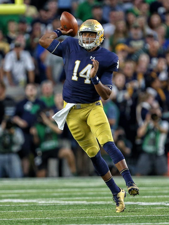 notre dame college football college football games this week