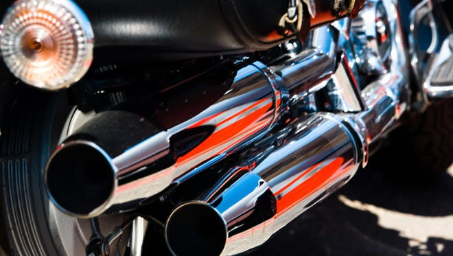 Motorcycle pipes can be loud and violate state statute. Appleton police put safety issues over noise, but often warn offenders.