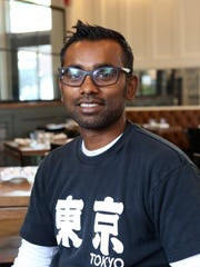 Mogan Anthony, executive chef of the Village Social