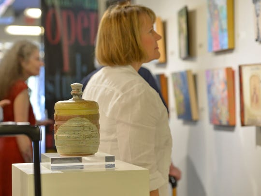 Greenville Open Studios returns Nov. 11-12.