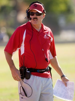 Mike Morgan, who won 303 games and six state championships in a 33-year head football coaching career, said that he is retiring from coaching at St. Johns.
