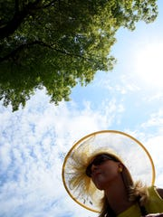 Wear your best Derby Day fashions to Cooper River Park.