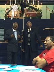 The James Brothers perform at Sterling Community Center