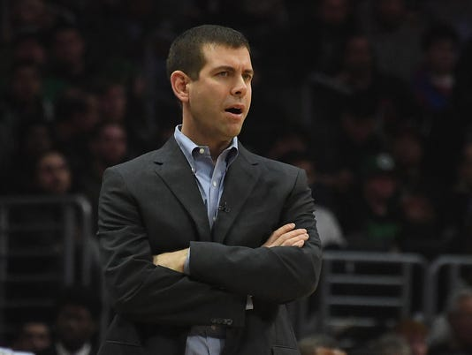 NBA: Boston Celtics at Los Angeles Clippers