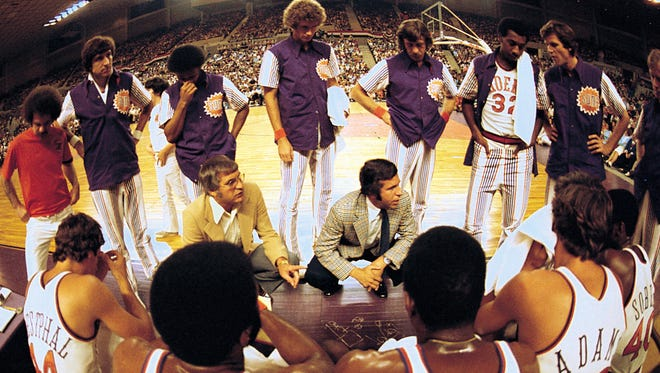 John MacLeod was one of the Phoenix Suns most successful and popular coaches. He was with the team from 1973-1987.