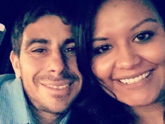 Mark Reynoso and Maria Desantiago
