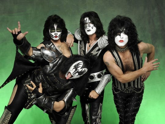 The KISS End of the Road Tour is headed to Glendale.
