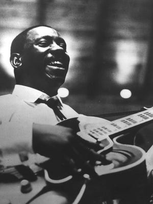 Indianapolis native and jazz guitarist Wes Montgomery.