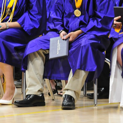 PHOTOS: Hagerstown says goodbye to the class of 2018