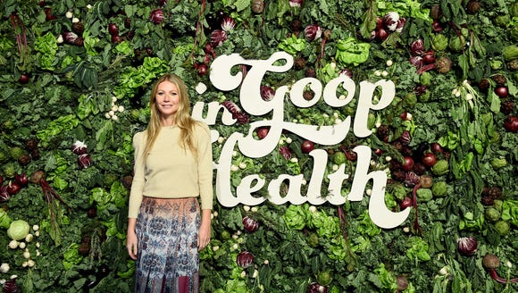 Gwyneth Paltrow's health and lifestyle brand Goop has