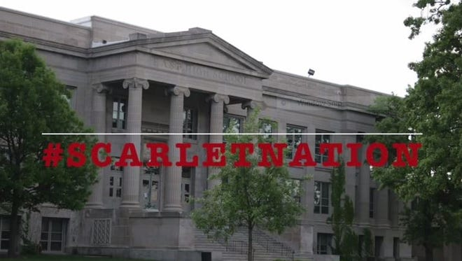 Photo from new East High School video.