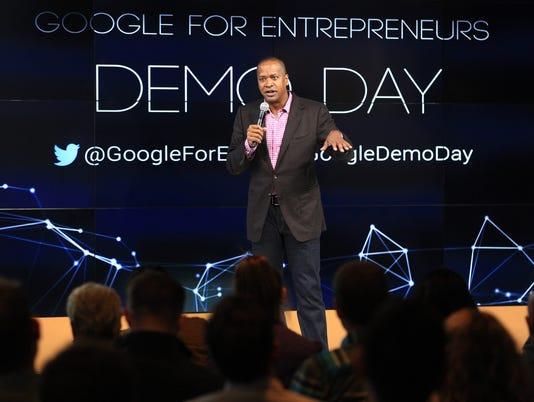 Google Entrepreneurs Demo Day