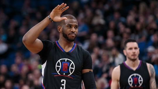 Chris Paul's motivation? Trade to Houston moves him closer to a title contender