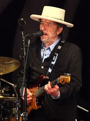 Singer-songwriter Bob Dylan performs on the stage in Tel Aviv, Israel June 20, 2011. Press photography was not permitted at Dylan's show at the Rave's Eagles Ballroom Saturday.