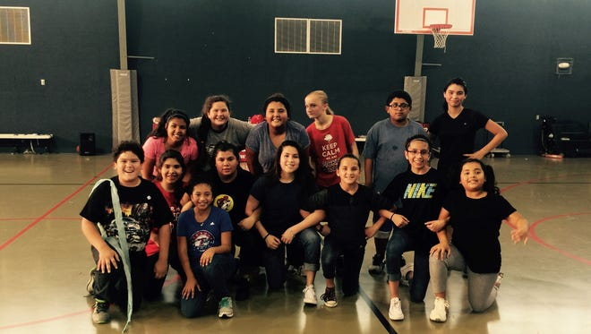 The Women's Shelter of South Texas partnered with the Boys & Girld Club of the Coastal Bend to host the Challenge the Norm! Powder Puff Game on Friday, April 28, 2017, at the Boys & Girls Club of Robstown..