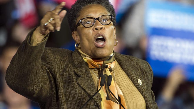 """Democratic U.S. Rep. Marcia Fudge said Thursday that President's Donald Trump's Operation Legend, which will send federal law enforcement officers to Cleveland, is """"unconstitutional and reminds us of the actions of dictators and despots of old."""""""