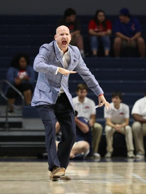 Andy Kennedy has taken Ole Miss to the NCAA Tournament two of the past four seasons.