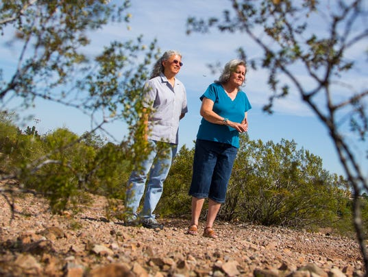 Scenes from Papago Park