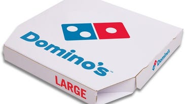 Domino's won't let anyone else deliver its pizza
