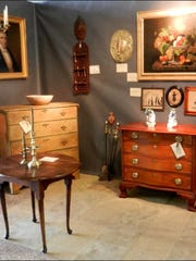 The Greater York Antiques Show will be held November 13 and 14 at the York Expo Center. Newcomers are encouraged to come, learn about history and maybe take something home, too.