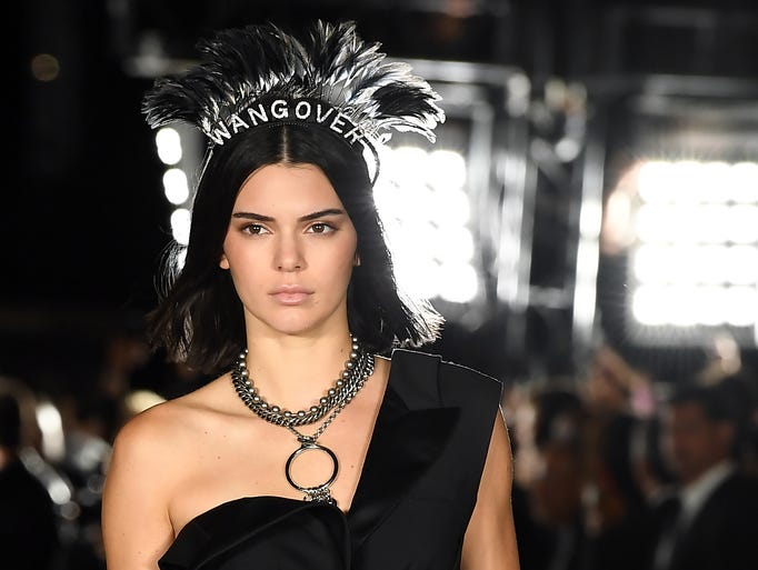 Top models ruled the runway at this year's New York