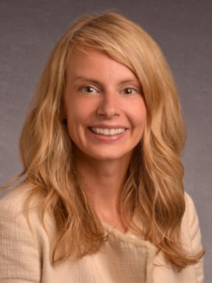 Ashley Blamey is the University of Tennessee's Title IX coordinator.