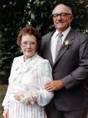 David and Rita Nelson.