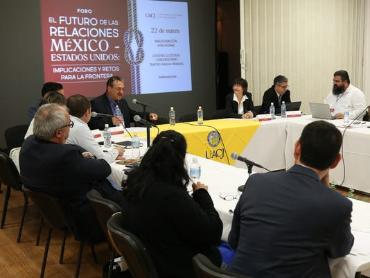 US-Mexico forum