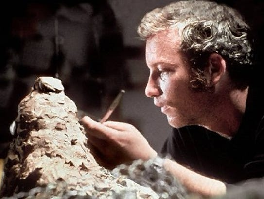 """Richard Dreyfuss stars in """"Close Encounters of the Third Kind"""" (1977). Steven Spielberg says if he made the film now, the ending would be different."""
