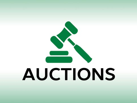 Auction calendar: December 7, 2018