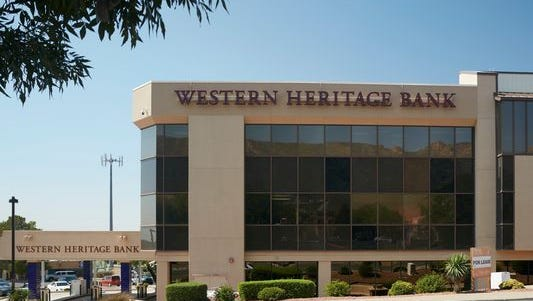 Western Heritage Bank, which opened its first El Paso branch at 4849 N. Mesa St. last year, is buying three Pioneer Bank branches in El Paso.