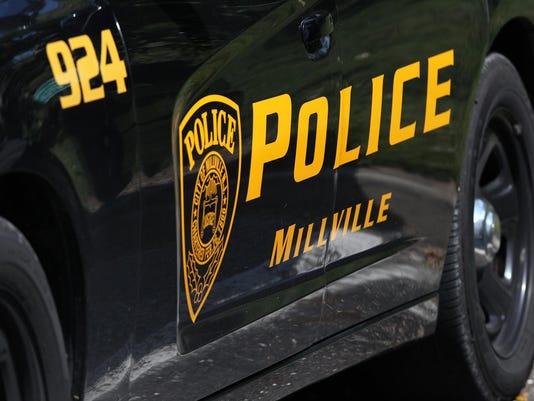 Millville Police carousel 09